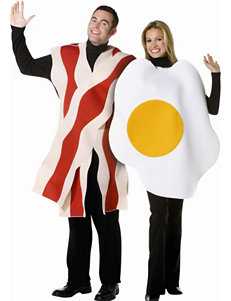 2-pc. Bacon And Eggs Adult Duo Costume