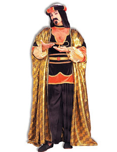 5-pc. Royal Sultan Adult Costume