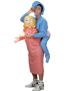 5-pc. But Mommy, I Don't Want To Grow Up Adult Costume