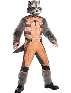 2-pc. Guardians of the Galaxy Rocket the Raccoon Adult Costume