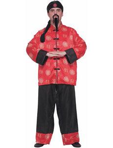 Chinese Gentleman Adult Costume