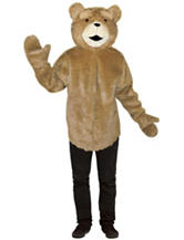 2-pc. Ted Tunic Adult Costume