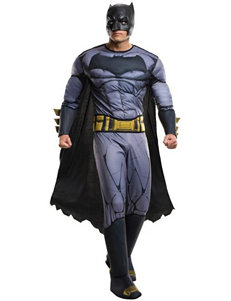 8-pc. Batman V Superman: Dawn Of Justice Batman Deluxe Costume