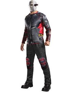 4-pc. Suicide Squad: Headshot Deluxe Adult Costume