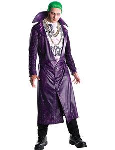 2-pc. Suicide Squad Deluxe Adult Joker Costume Set
