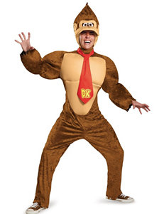 3-pc. Super Mario Brothers Donkey Kong Deluxe Adult Costume