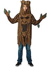 Scary Tree Adult Costume Tunic