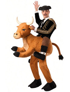 Ride A Bull Pull-on Pants Costume