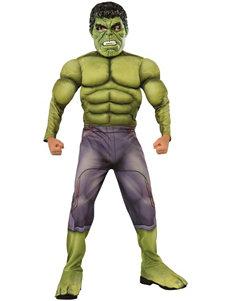 2-pc Avengers 2 Age of Ultron: Deluxe Hulk Kids Costume