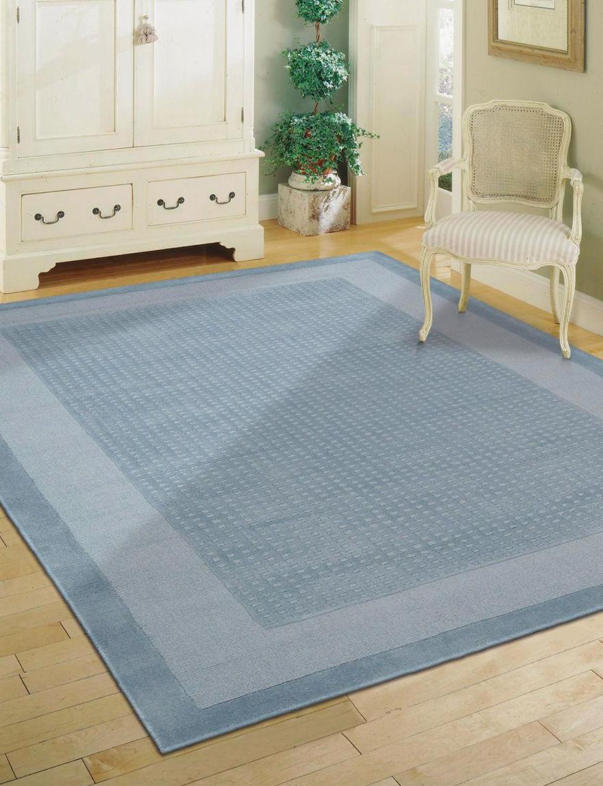 Waverly Blue Rugs