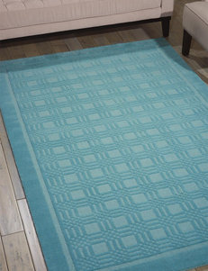 Waverly Aqua Rugs