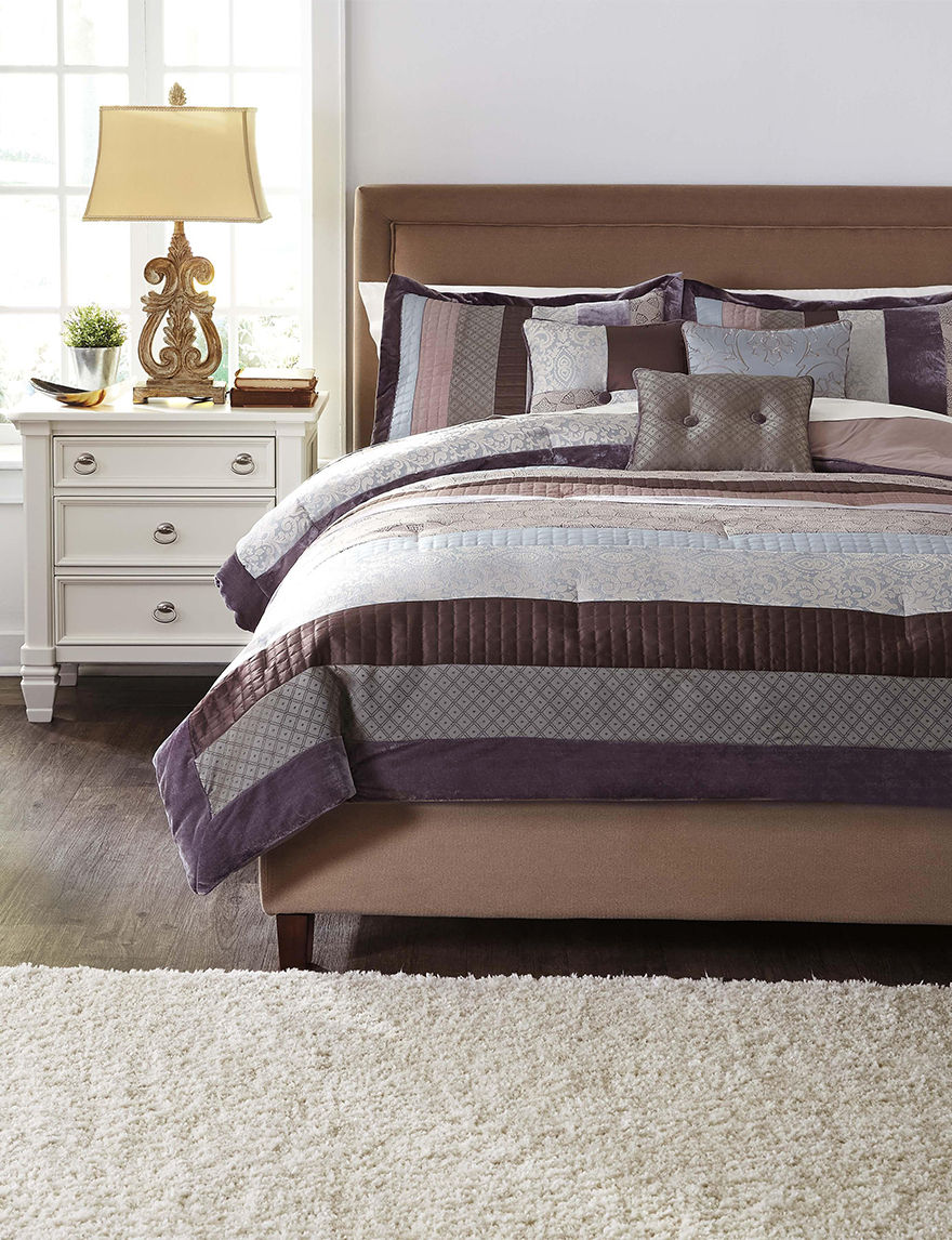 Monroe Brown Comforters & Comforter Sets