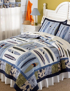 My World Blue Quilts & Quilt Sets