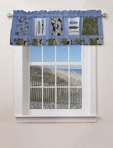 My World Blue Curtains & Drapes