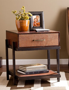 Southern Enterprises Red Accent & End Tables Living Room Furniture