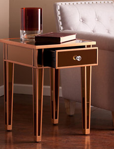 Southern Enterprises Bronze Accent & End Tables Living Room Furniture