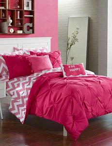 Chic Home Design Fuchsia Comforters & Comforter Sets