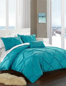 Chic Home Design 4-pc. Whitley Duvet Cover Set
