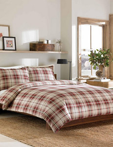 Eddie Bauer Red Duvets & Duvet Sets