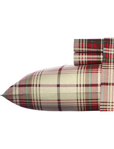 Eddie Bauer Red Sheets & Pillowcases