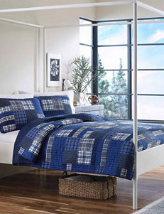Eddie Bauer Blue Quilts & Quilt Sets
