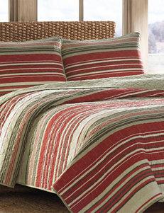 Eddie Bauer 3-pc. Yakima Valley Striped Quilt Set