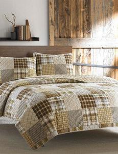Eddie Bauer Tan Quilts & Quilt Sets
