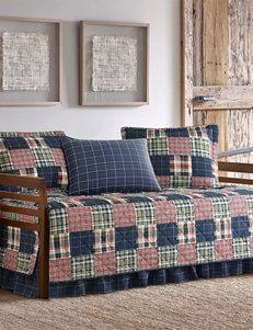 Eddie Bauer Blue/ Red Quilts & Quilt Sets