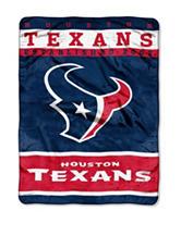 Houston Texans 12th Man Oversized Throw