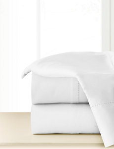 Pointehaven White Sheets & Pillowcases