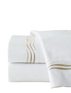 Pointehaven Ivory Sheets & Pillowcases