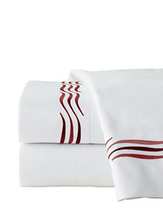 Pointehaven Red Sheets & Pillowcases