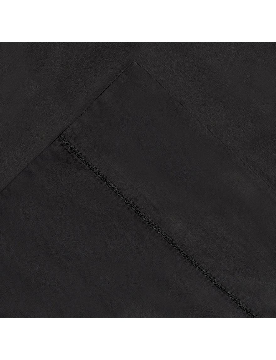 Pointehaven Medium Grey Sheets & Pillowcases