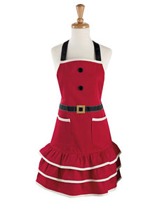 Design Imports Mrs. Claus Apron