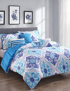 Compass Blue Comforters & Comforter Sets