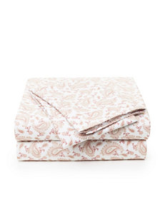 Great Hotels Collection Paisley Print Sheet Set