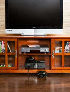 Southern Enterprises Remington Media & TV Stand