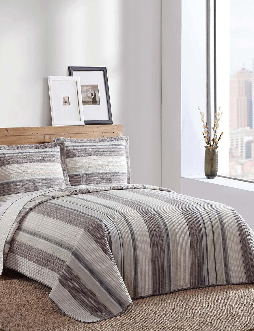 Brooklyn Loom Tan Quilts & Quilt Sets
