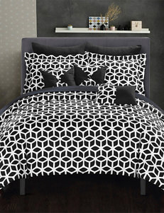 Chic Home Design Ritchelle Comforter Set