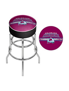 NHL Colorado Avalanche Swivel Bar Stool