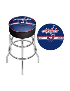 NHL Washington Capitals Swivel Bar Stool