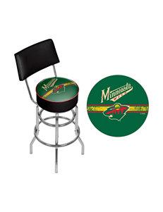 NHL Green Bar & Kitchen Stools Kitchen & Dining Furniture NHL