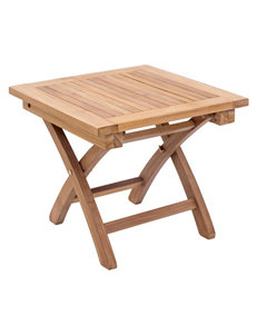 Zuo Natural Accent & End Tables Patio & Outdoor Furniture