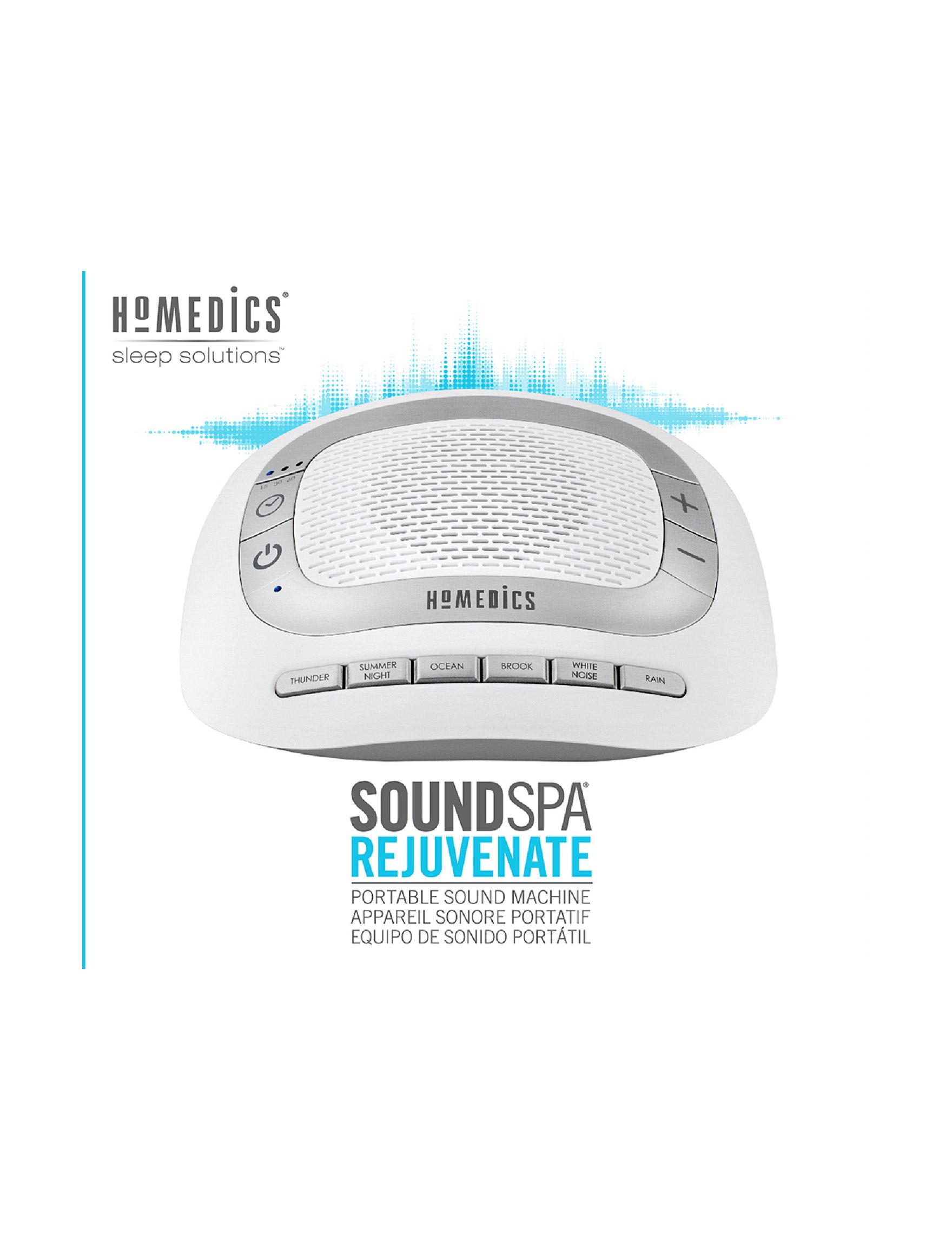 spa sound machine