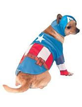 2-pc. Captain America Pet Costume
