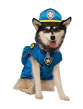 3-pc. Paw Patrol Chase Pet Costume