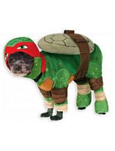 Teenage Mutant Ninja Turtle Raphael Dog Costume
