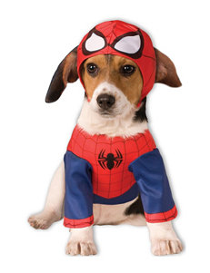 2-pc. Spiderman Dog Costume
