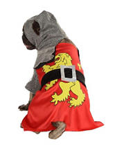 2-pc. Sir Barks A-Lot Dog Costume