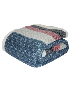 Eddie Bauer Blue Blankets & Throws